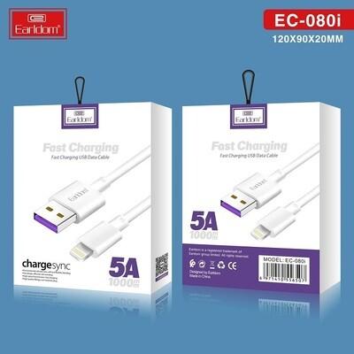 Cáp Sạc Siêu Nhanh 5A Earldom EC-080