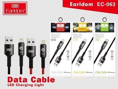 Cáp Sạc Tự Ngắt Earldom EC-063