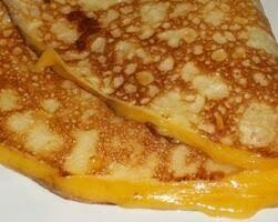 Grilled Cheese Crepe