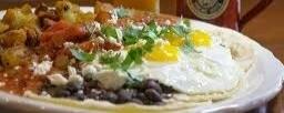Huevos Rancheros Crepe