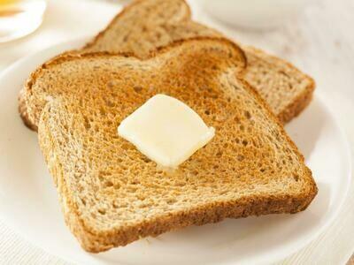 Toast (4 slices)