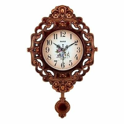 ساعة تاج الورد