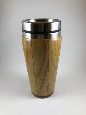 Canary Wood Travel Mug