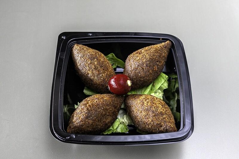 Kebbeh boulettes (4p)