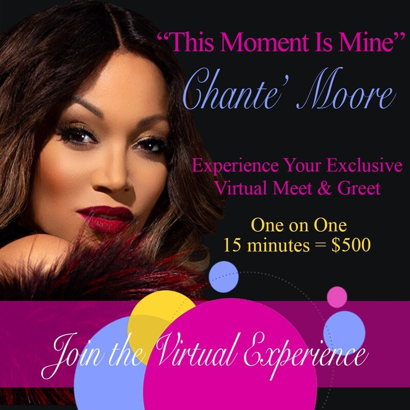 """""""This Moment Is Mine"""" Meet & Greet Chante' Moore"""
