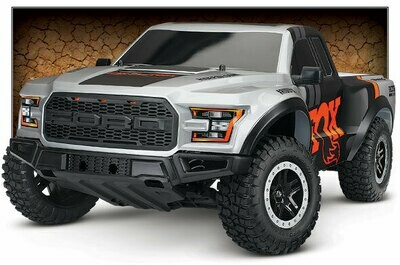 FORD RAPTOR WITH 2.4GHZ RADIO