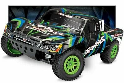 SLASH 4X4 1/10 SCALE 4WD TSM