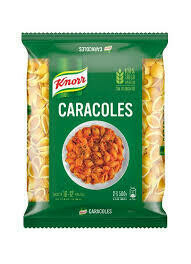 Fideos Knorr Caracoles 500gr