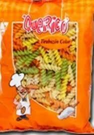 Fideos Que Rico Tirabuzon Color 500gr