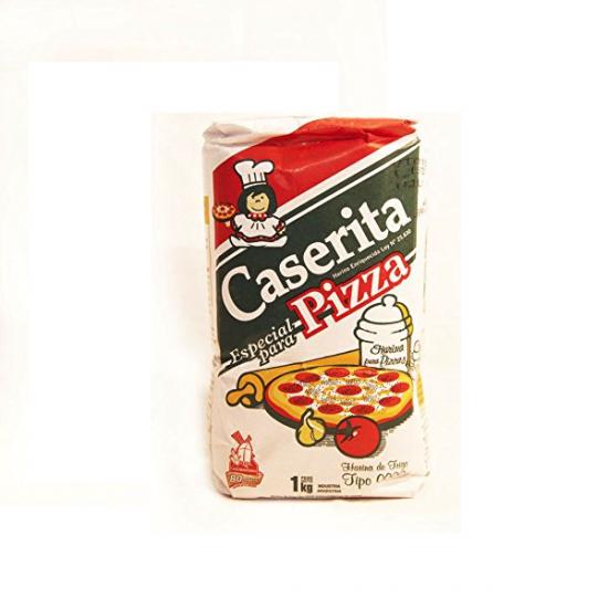 Harina Caserita para Pizza x1Kg