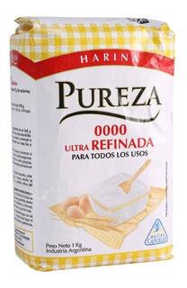 Harina Pureza 0000 x1Kg