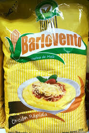 Harina de Maiz Barlovento x1KG