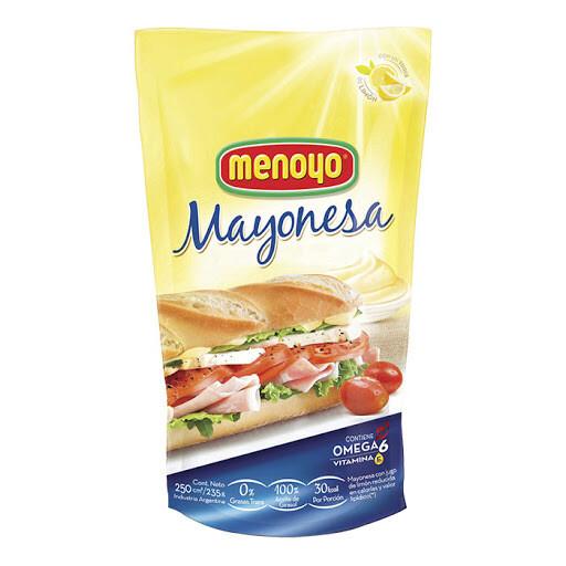Mayonesa Menoyo 500gr
