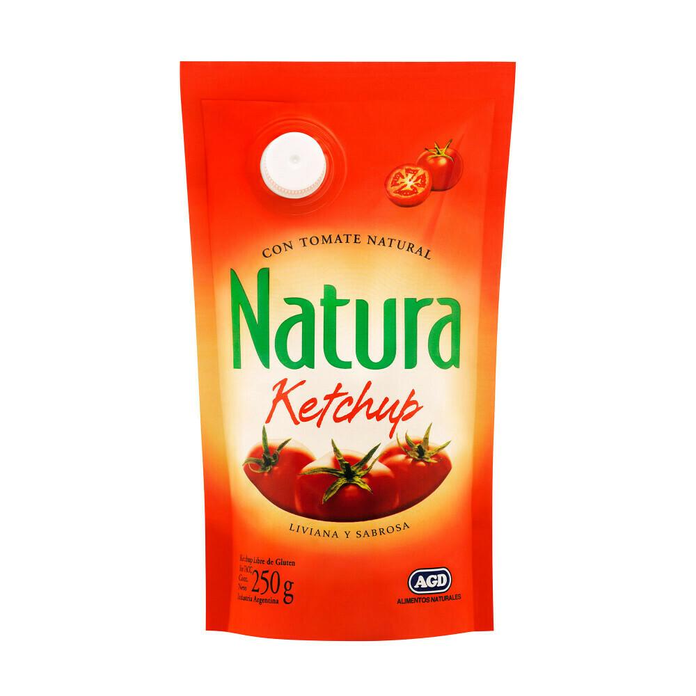 Ketchup Natura 250gr