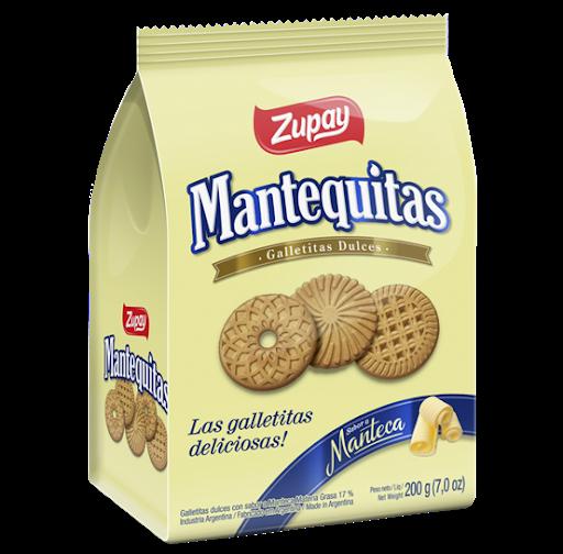 Galletitas Mantequitas x200Gr