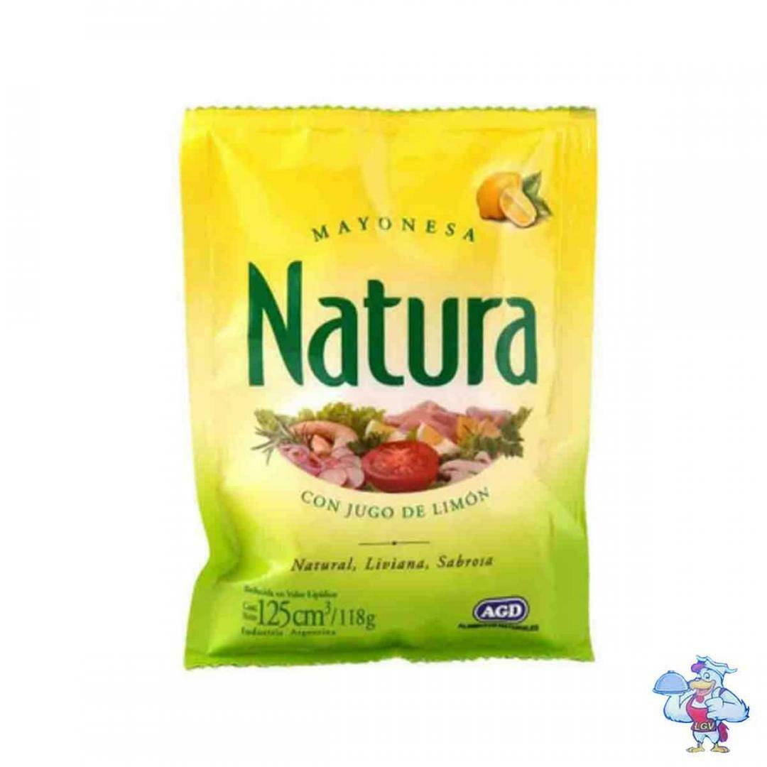 Mayonesa Natura Sachet 125g