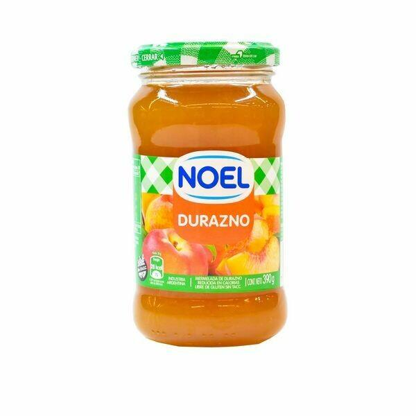 Mermelada Noel Light Durazno x454Gr