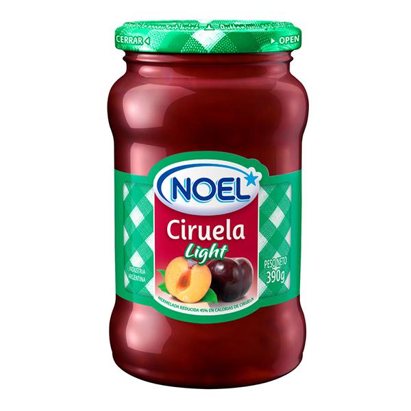 Mermelada Noel Light Ciruela x390Gr