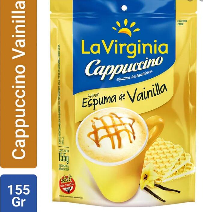 Capuccino La Virginia Vainilla