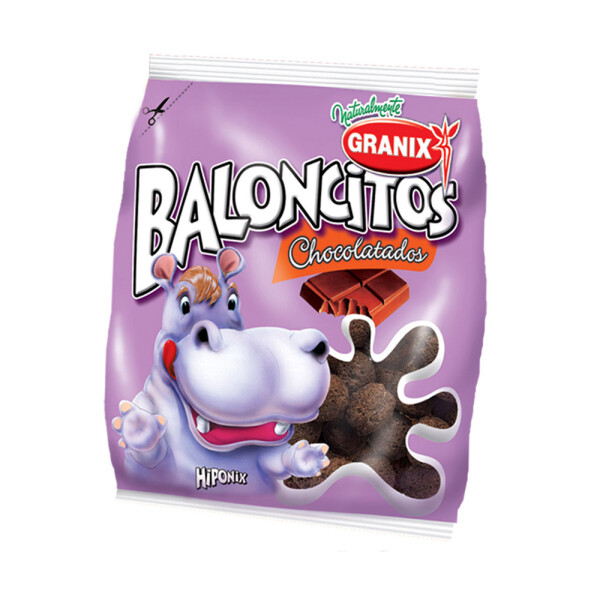 Cereal Granix Baloncito chocolate x400Gr