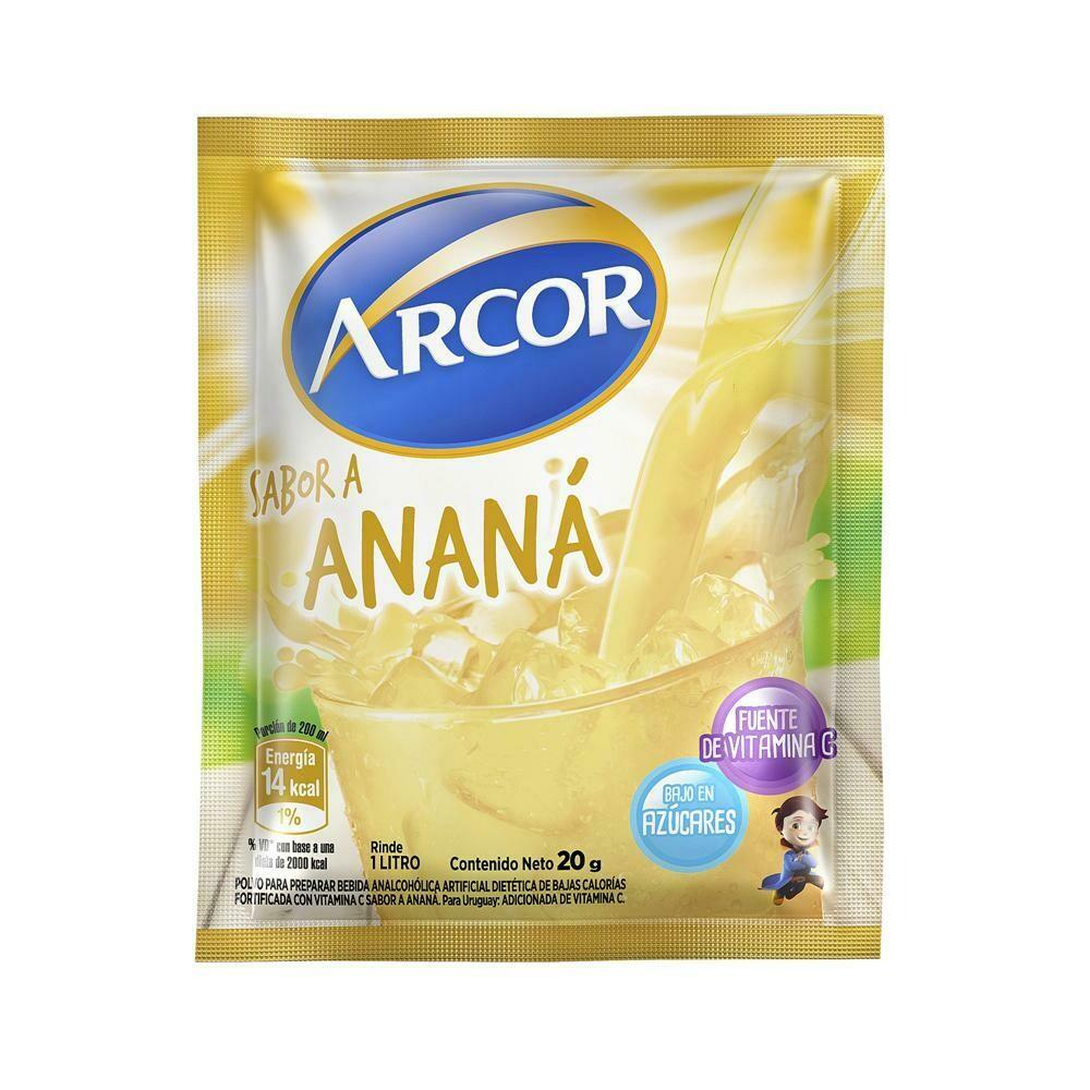 Jugo Arcor Sobre Anana