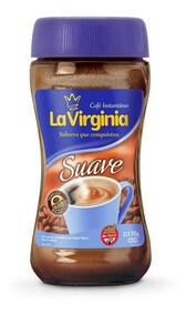 Cafe instantaneo la virginia suave x100Gr