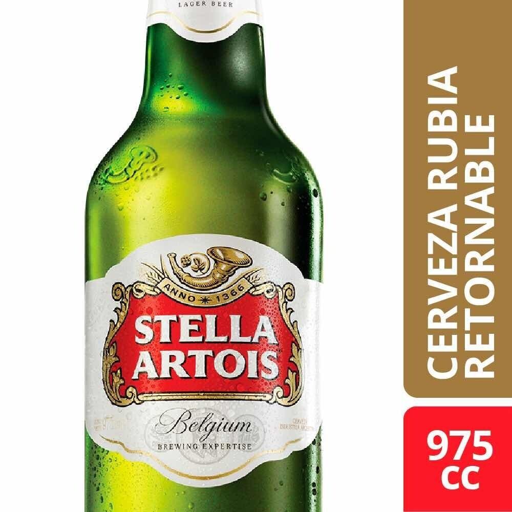 Cerveza Stella Artois  1l