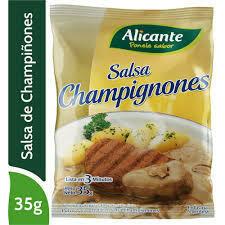 Alicante Salsa Cham. 35g