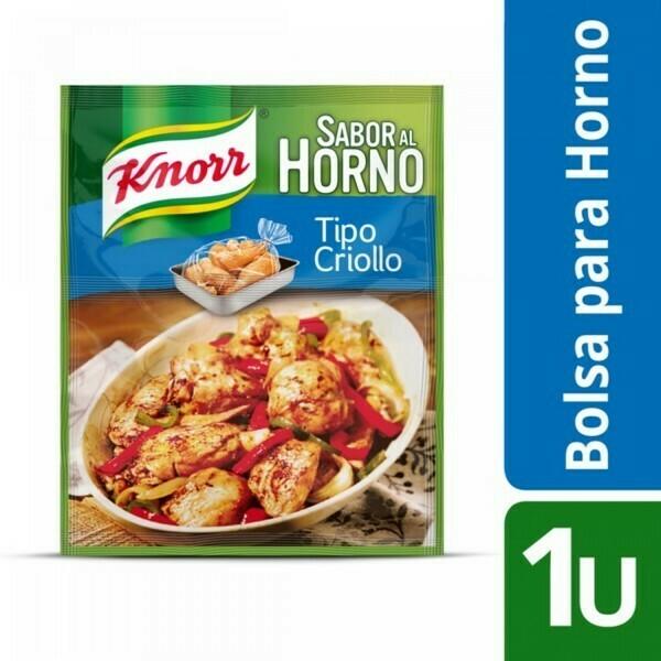 Knorr Bolsa Tipo Criolla