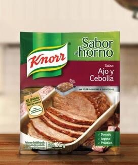 Knorr Bolsa  Cebolla Ajo