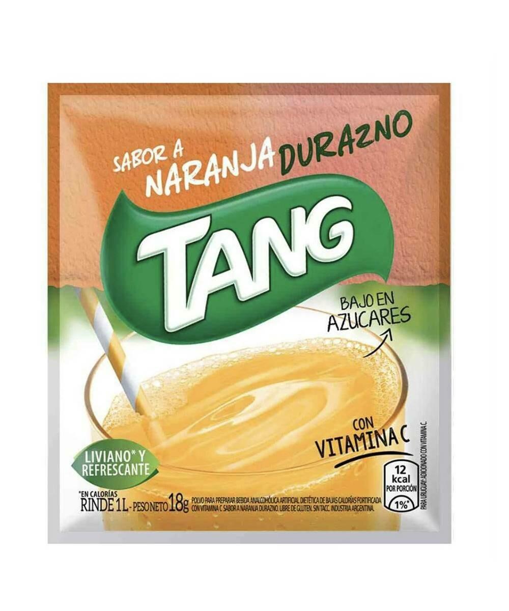 Juego en Polvo Tang Naranja-Durazno 18g
