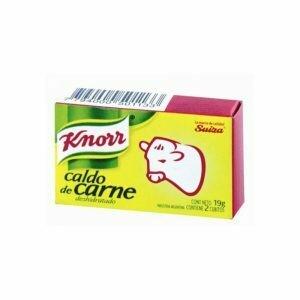 Knorr Caldo Carne 2u