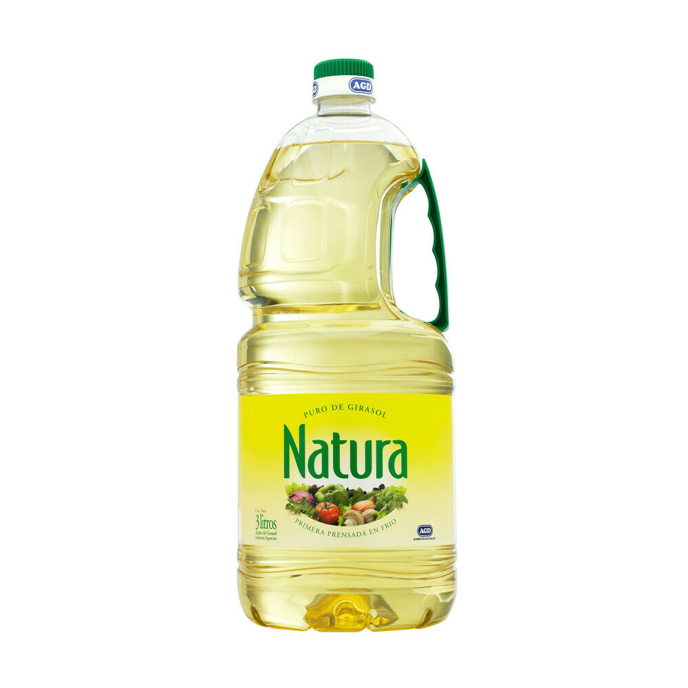 Natura Aceite Girasol 3L
