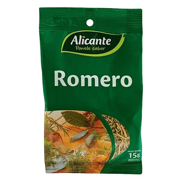 Alicante Sobre Romero 25gr