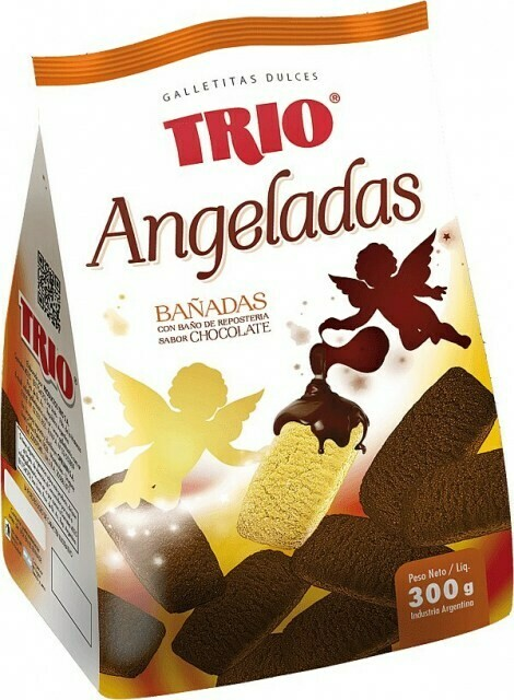 Trio Galletitas Angeladas 300gr