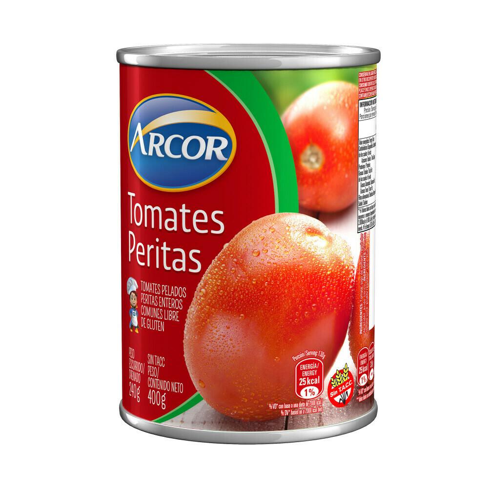 Tomates Peritas Arcor x400Grs