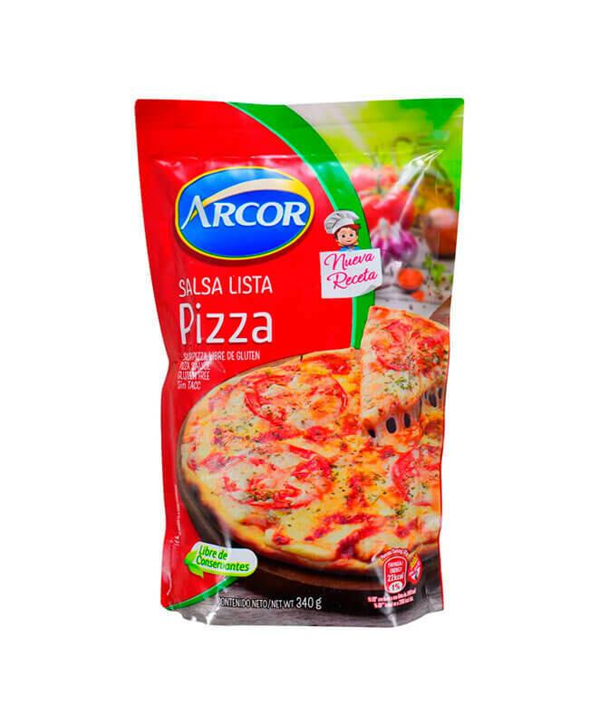 Salsa Arcor Pizza x340Grs
