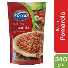 Salsa Arcor Pomarola x340Grs