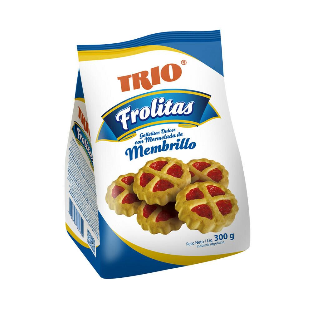 Trio Galletitas Frolita 300gr