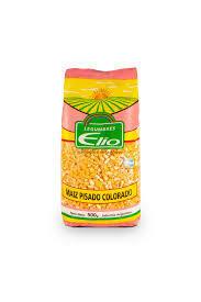 Maiz Pisado Colorado Elio x400Grs