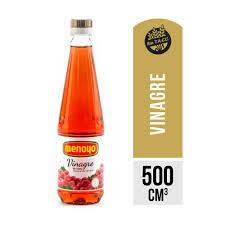 Vinagre de vino Menoyo x500ml