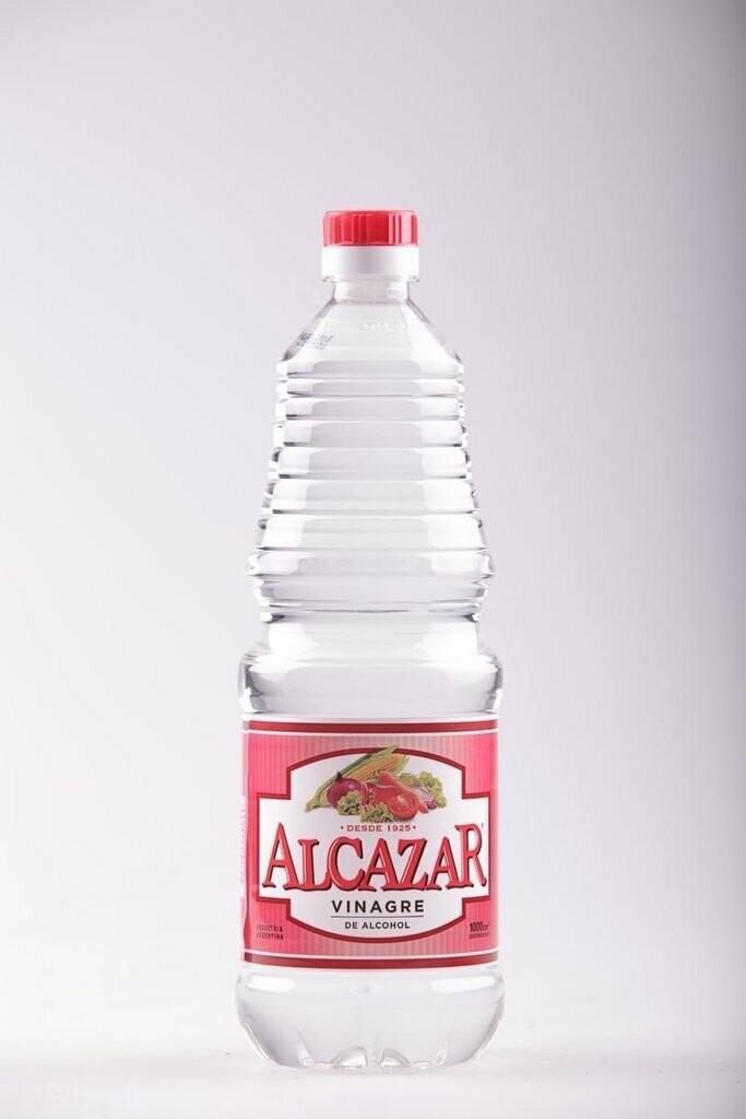 Vinagre de Alcohol Alcazar 1L