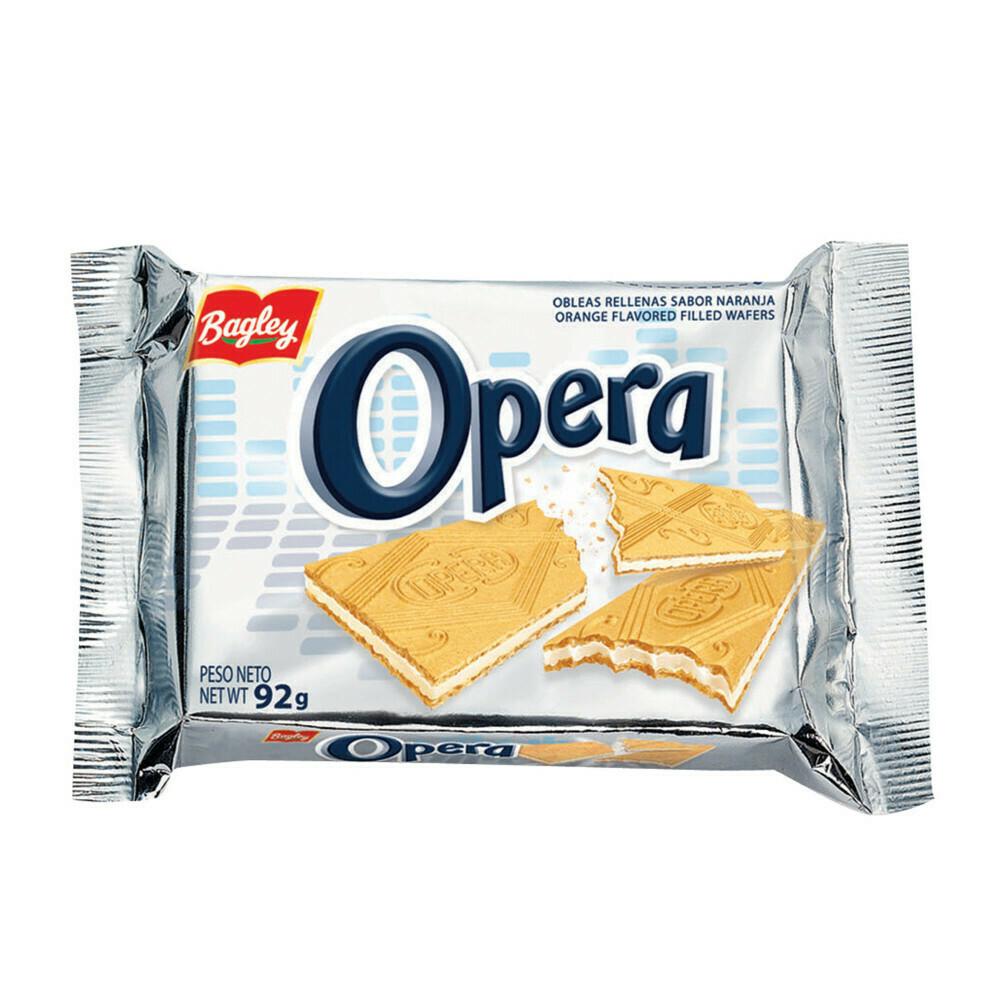 Opera Galletitas 92gr