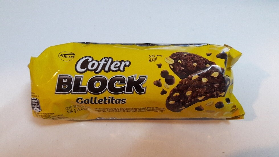 Cofler Galletitas Block