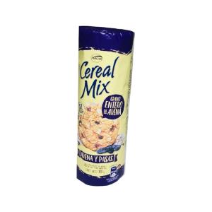 Cereal Mix Galletitas Pasas y Avena