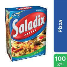 Arcor Galletitas Saladix Pizza 100gr