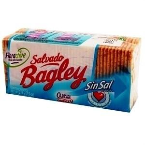 Bagley Galletita Salvado Sin Sal
