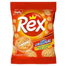 Rex galletitas Original 75gr