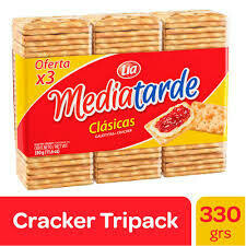 Mediatarde Galletitas Clasicas 330gr