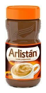 Arlistan Café Instantáneo 100gr
